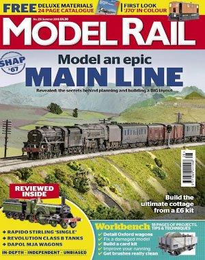 Model Rail - August 2018