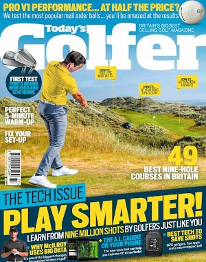 Today's Golfer UK - September 2018