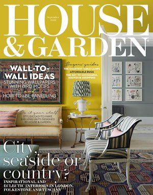 House & Garden UK - September 2018