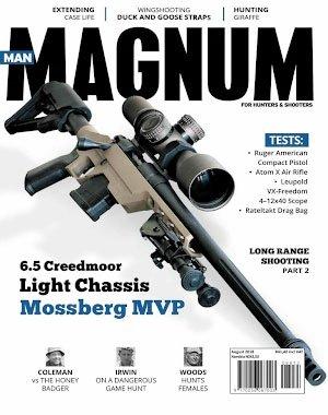 Man Magnum - August 2018