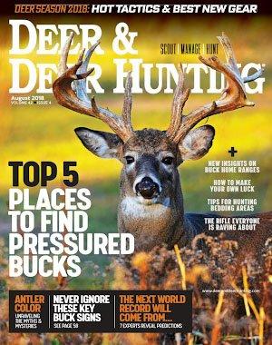Deer & Deer Hunting - August 2018