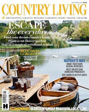 Country Living UK - September 2018