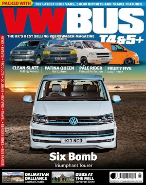VW Bus T4&5+ - July 2018
