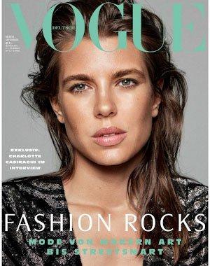 Vogue Germany - September 2018