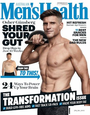 Men's Health Australia - September 2018