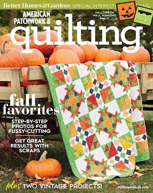 American Patchwork & Quilting - October 01, 2018