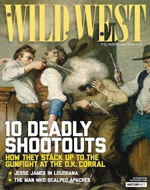 Wild West - October 2018