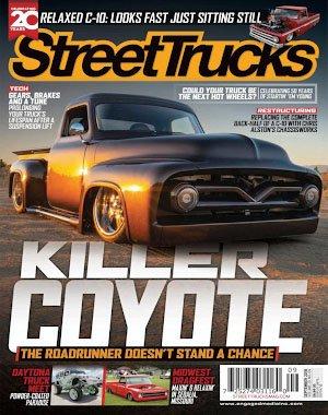 Street Trucks - September 2018