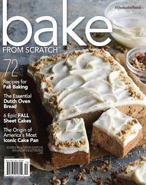 Bake from Scratch - September 01, 2018
