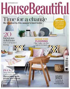House Beautiful UK - September 2018