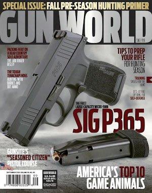 Gun World - September 2018