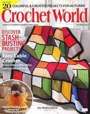 Crochet World - October 2018