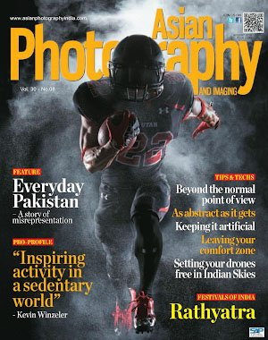 Asian Photography - August 2018
