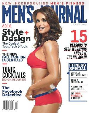 Men's Journal - September 2018