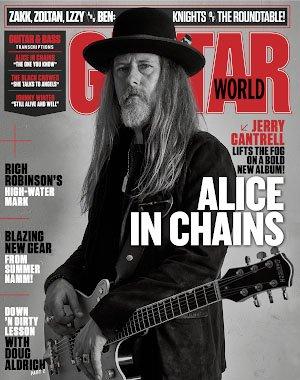 Guitar World - October 2018