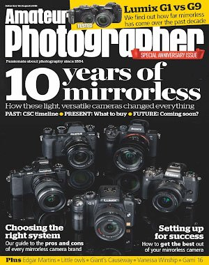 Amateur Photographer - 18 August 2018