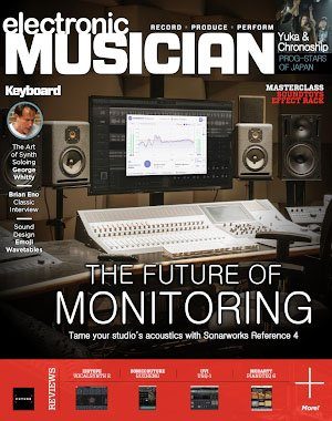 Electronic Musician - October 2018