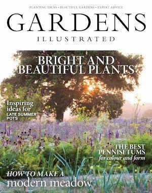 Gardens Illustrated - September 2018