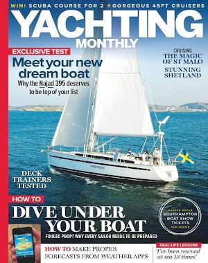 Yachting Monthly - September 2018