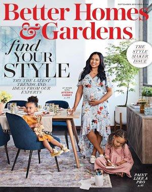 Better Homes & Gardens USA - September 2018
