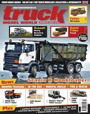 Truck Model World - July/August 2018