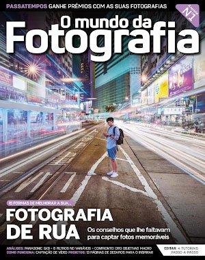 O Mundo da Fotografia - agosto 2018