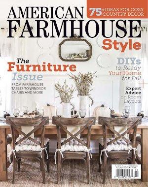 American Farmhouse Style - September 2018