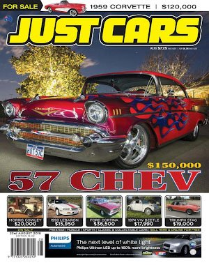 Just Cars - August 2018