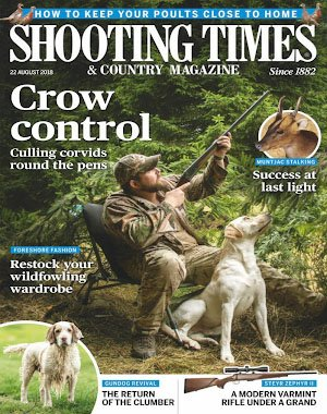 Shooting Times & Country - 22 August 2018