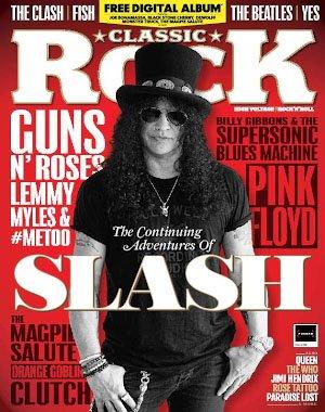 Classic Rock UK – September 2018
