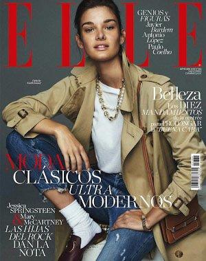 Elle España - septiembre 2018