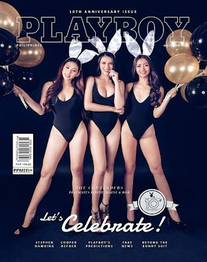 Playboy Philippines - May/June 2018