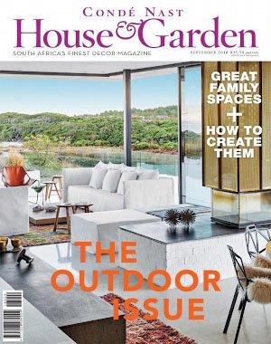 Condé Nast House & Garden - September 2018