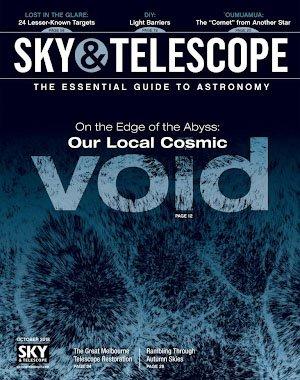 Sky & Telescope – October 2018