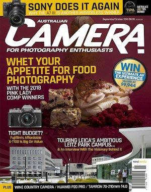 Australian Camera - September/October 2018