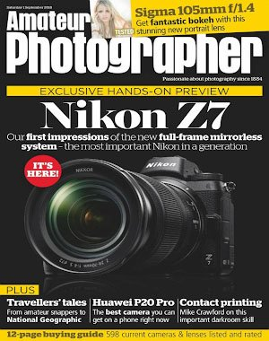 Amateur Photographer - 07 September 2018