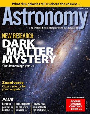 Astronomy - October 2018