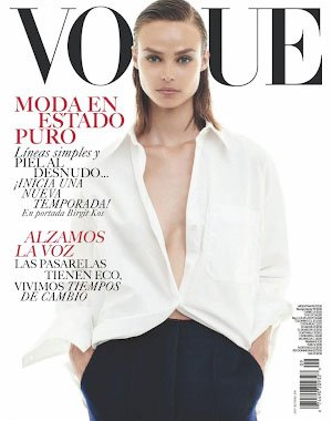Vogue Latinoamérica - septiembre 2018