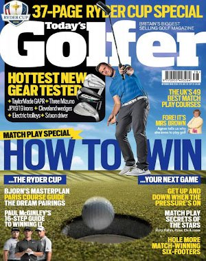 Today's Golfer UK - October 2018
