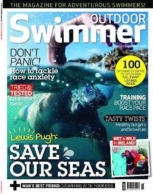 Outdoor Swimmer – August 2018