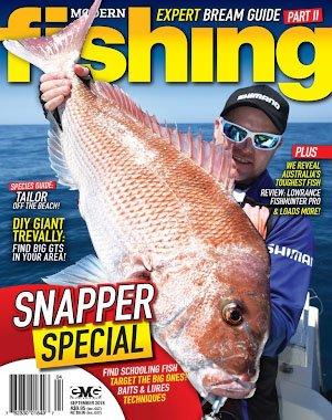 Modern Fishing - September 2018