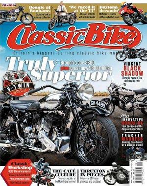 Classic Bike UK - September 2018