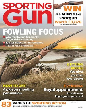Sporting Gun UK - October 2018