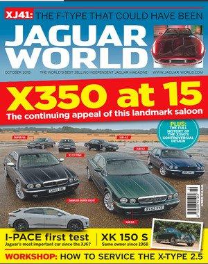 Jaguar World - October 2018