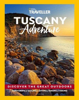 National Geographic Traveller UK - Tuscany 2018