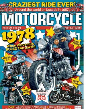 Motorcycle Sport & Leisure - October 2018
