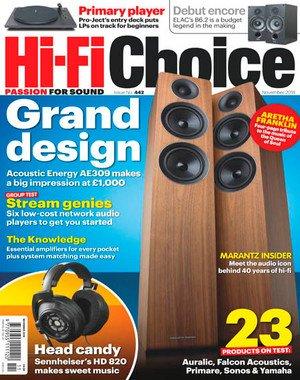 Hi-Fi Choice - November 2018
