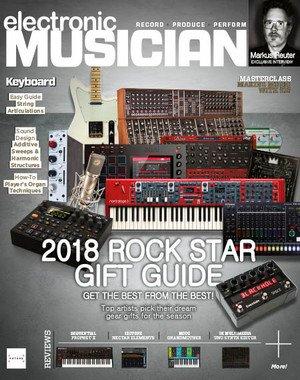 Electronic Musician - December 2018
