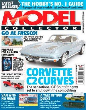 Model Collector – November 2018