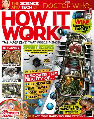How It Works - Issue 117 2018